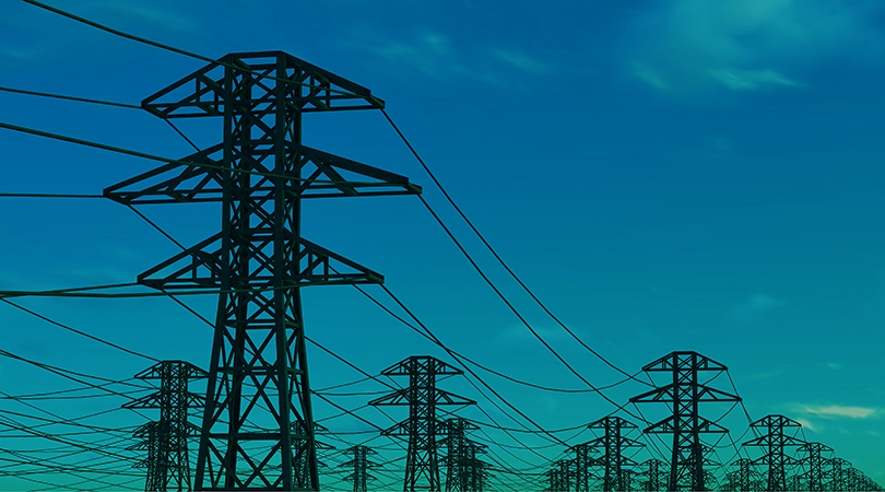 German electricity grid