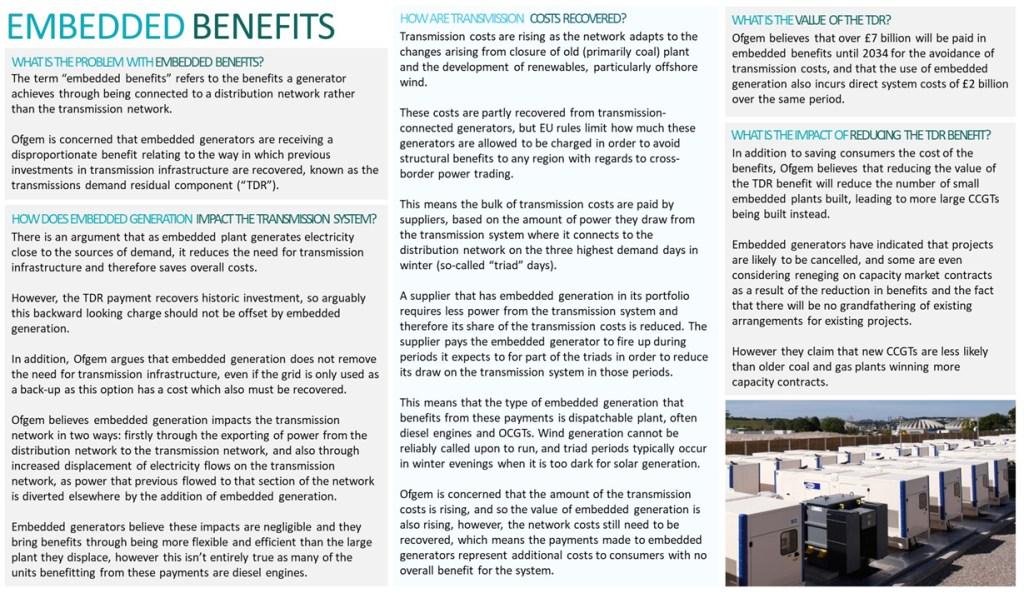 embedded benefits change