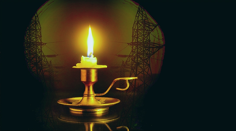 9 August blackout
