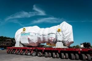 New gas turbine for the Keadby CCGT