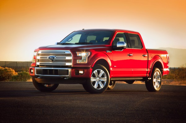 Ford Motor Company New 2015 Ford F150  WATTCO