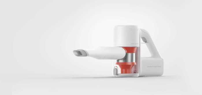 Пылесос Mi Handheld Vacuum Cleaner SCWXCQ01RR