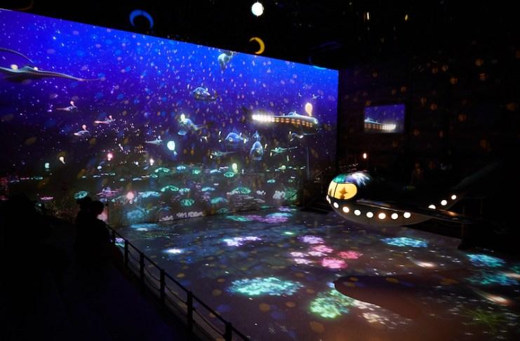 """""""Umi no Orchestra-go"""" เครื่องเล่นที่จะพาเราไปตะลุยโลกใต้น้ำ"""