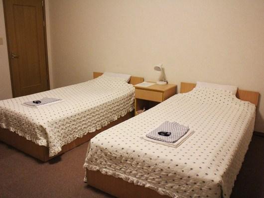 客房共有和洋共10室,附有毛巾與浴衣