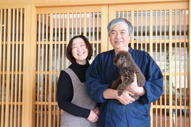 旅館主人與老闆娘的日式誠摯款待令人感到溫暖
