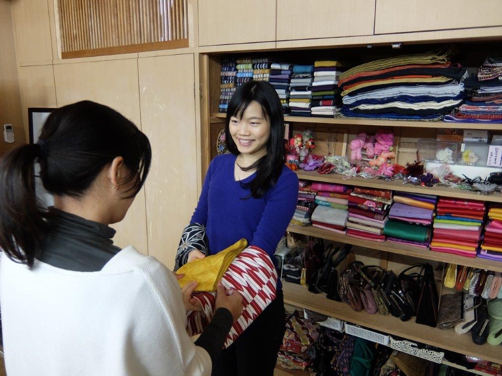 14 kimono experience