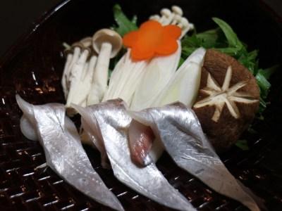 名物太刀魚的涮涮鍋料理