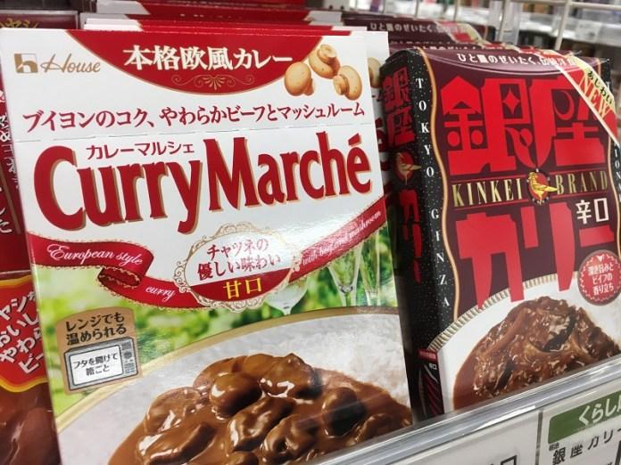 日本家庭餐桌上不可或缺的就是咖哩