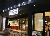 CITY SHOP旗下首間披薩店