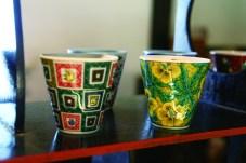 九谷燒杯子