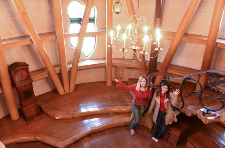 小屋內設計也相當可愛