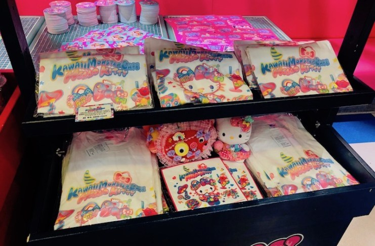 把Hello Kitty穿在身上吧!