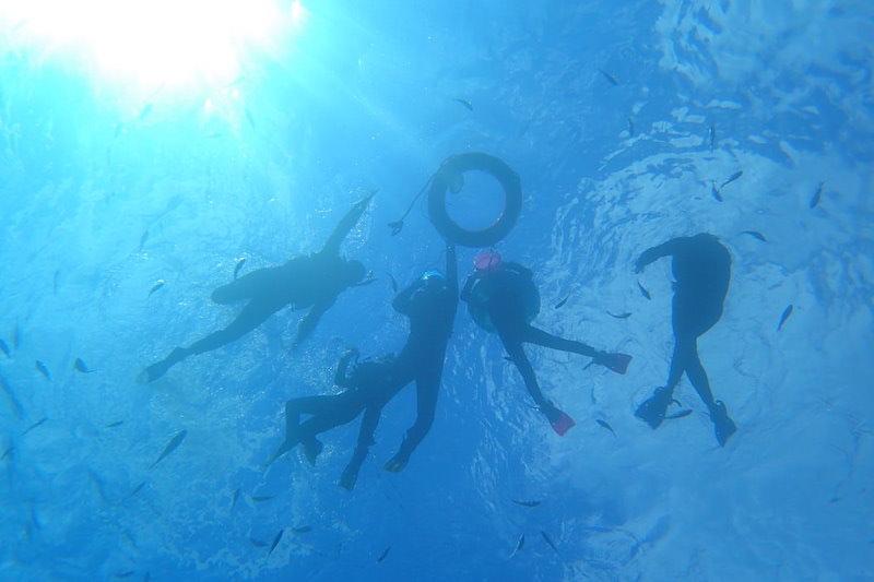 在沖繩感受海洋之美(Marine Club Gig行程))