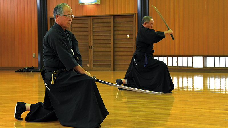 The unforgettable Iaido Original Experience