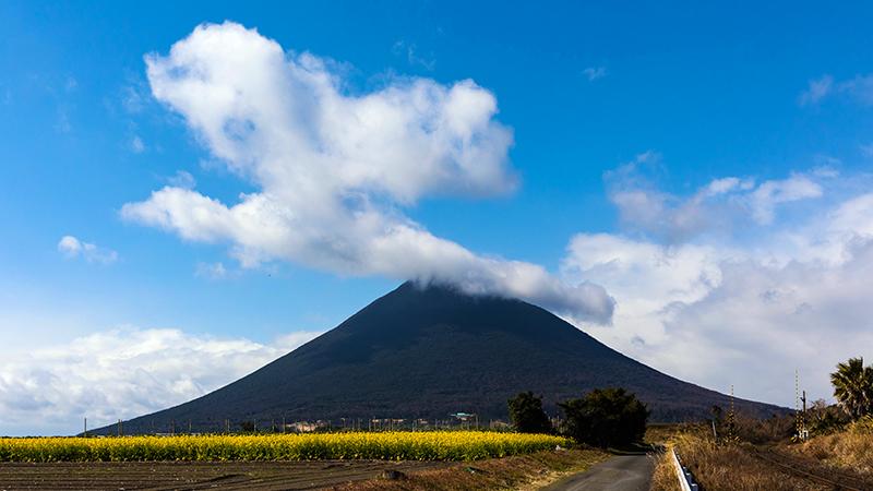 Mt. kaimon, Kirishima-Kinkowan National Park