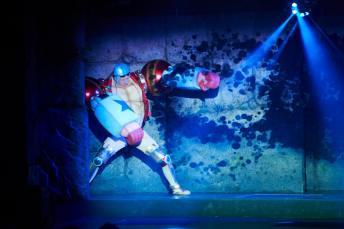 Practice your samurai skills at Zoro's Soul of Edge!2
