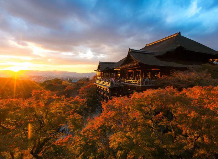 Kiyamizu-dera Autumn Season - 1