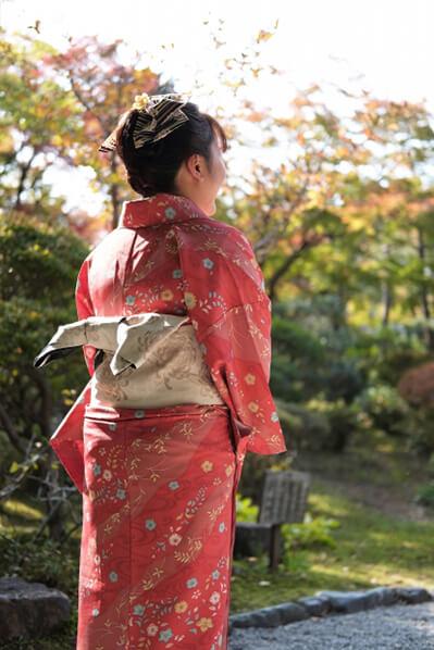 Komon Kimono
