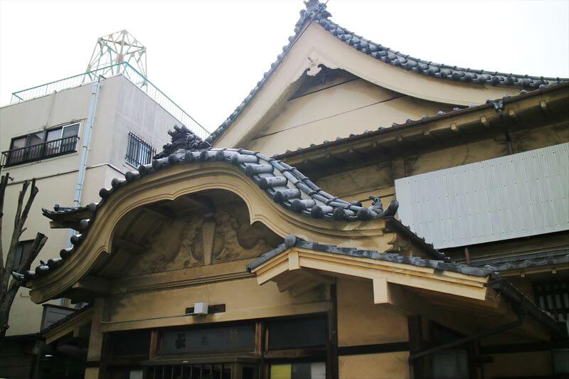 Fujino-yu Facade