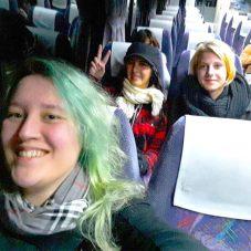 Maren Steine deregreso-bus