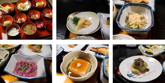 comida budista