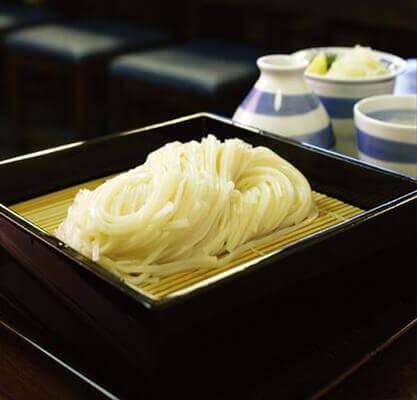 Inaniwa Udon japanese food