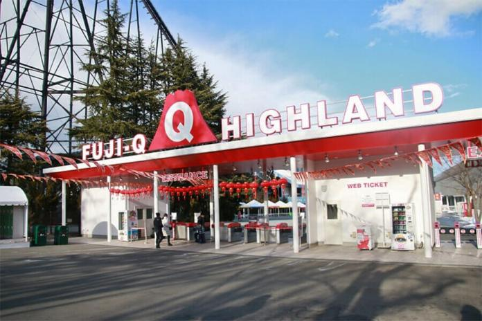 Fuji-Q Highland offers the perfect dose of adrenaline rush