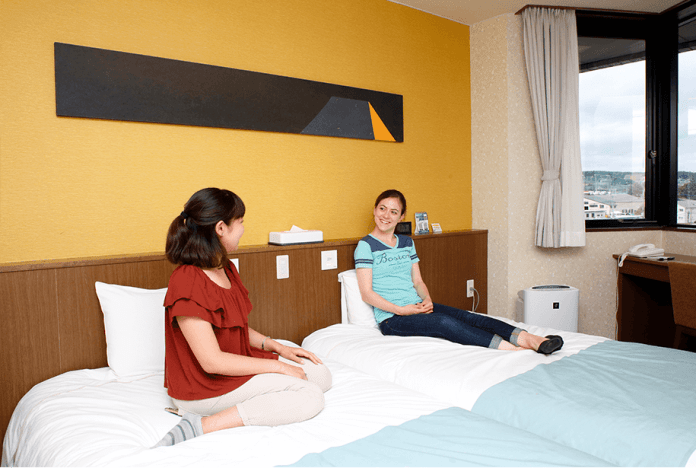 FUJISAN-STATION-HOTEL-room
