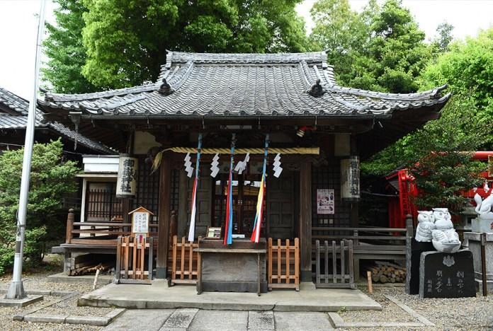 mitake shrine in ikebukuro owls