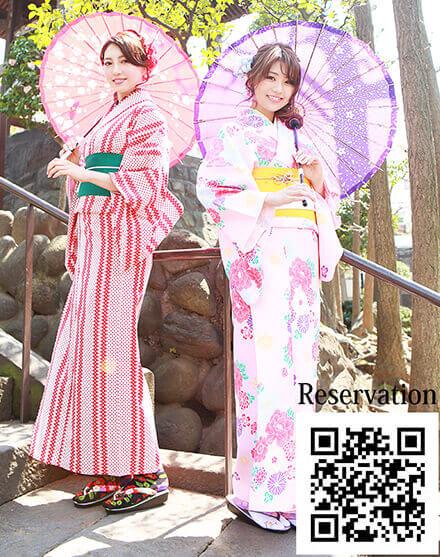 rutile yukata rental service tokyo