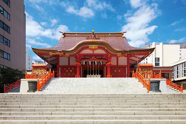 Hanazono-Shrine