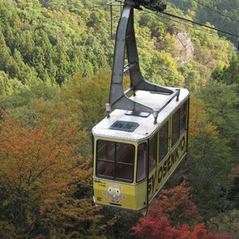 Shosenkyo Gorge- Complete immersion with nature 3