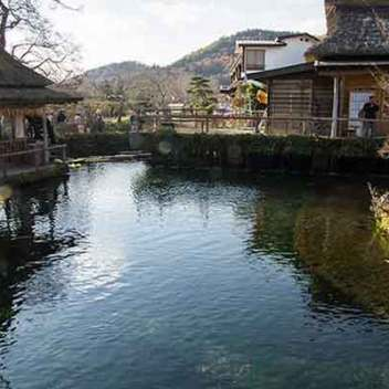 The Holy Waters of Oshino Hakkai 4