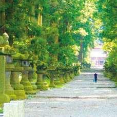 Kitaguchi Hongu Fuji Sengen-jinja Shrine Shrine Fit for Mt. Fuji
