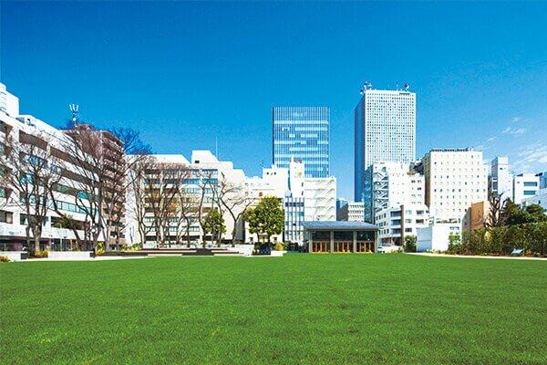 South-Ikebukuro-Park