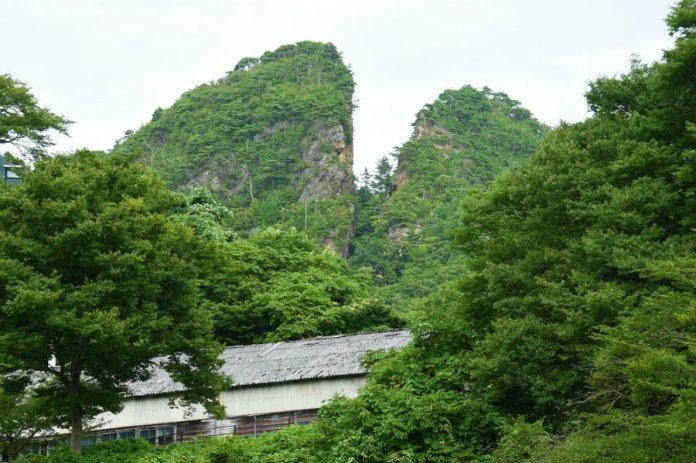 doyu no warito mountain