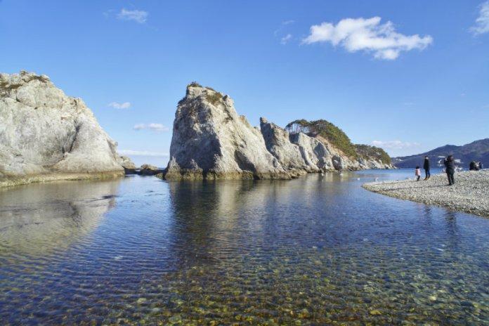 rikuchu kaigan coast