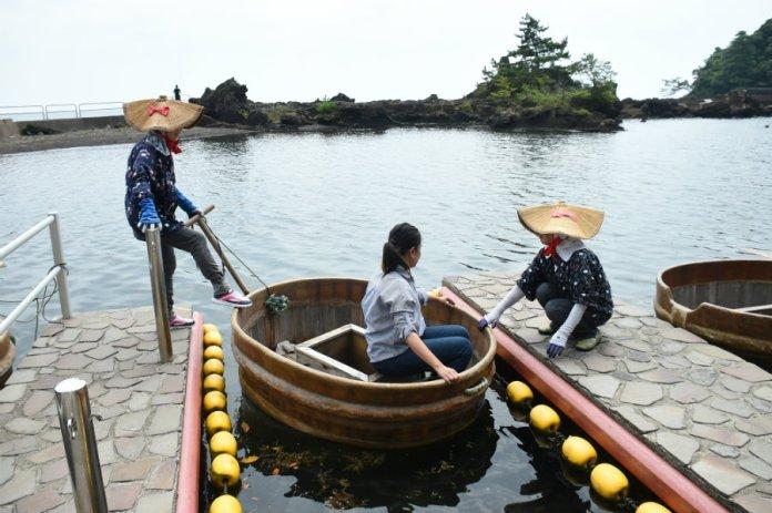 tarai-bune boat ride