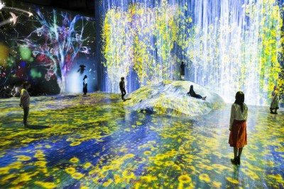 teamLab Borderless Untitled