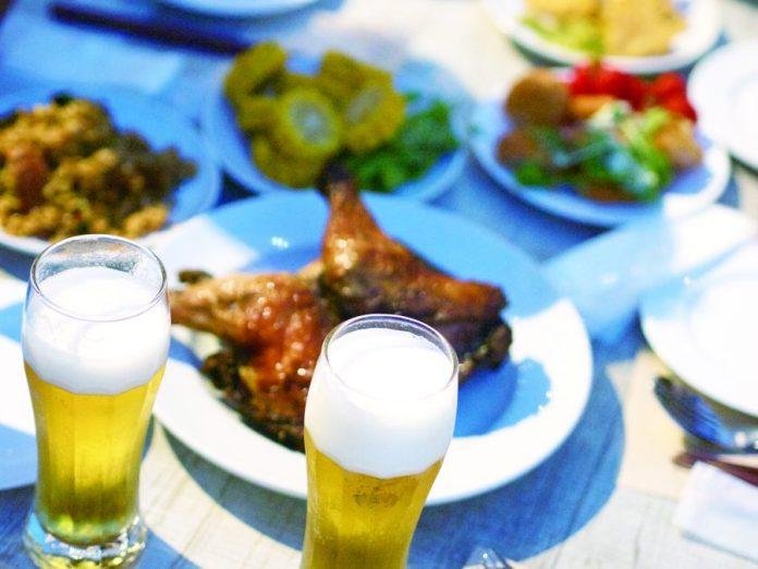 Beer Garden Chicken