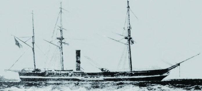 Kurofune USS Mississippi