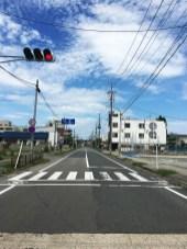 Landscapes around JR Namie Station 09
