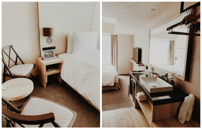 the room nohga hotel 2