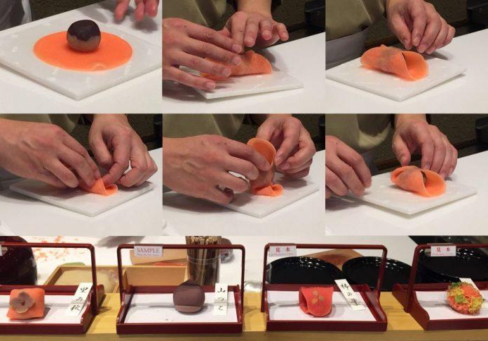 wagashi sweets