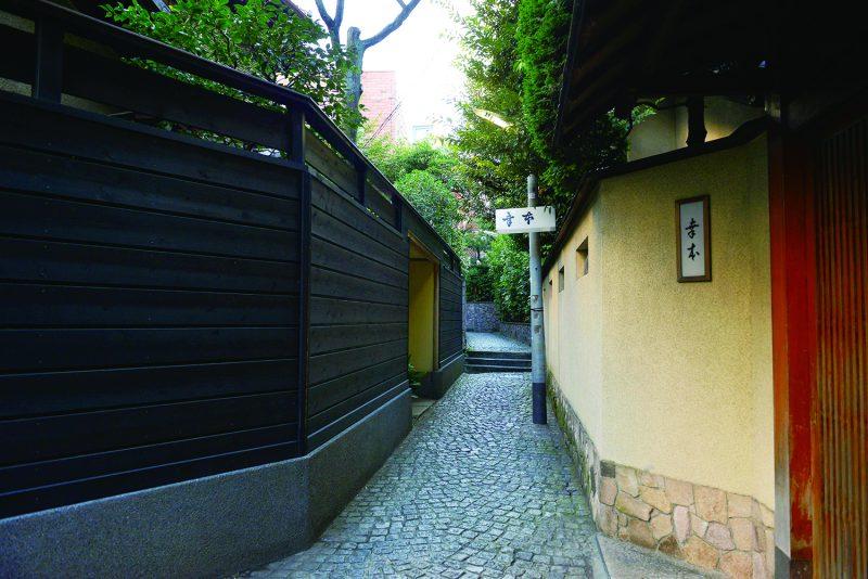 Hyogo Yokocho Alley