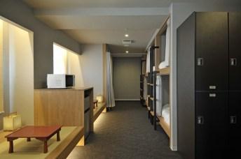SADOU HOSTEL- room2