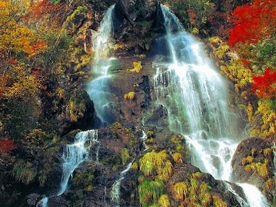 Ashio Waterfall