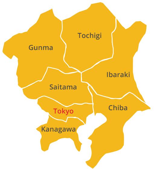 kanto map