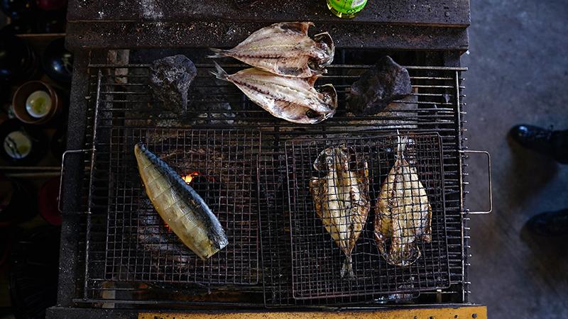 Higashi-Izu: Japan's forgotten paradise - Inatori Morning Market