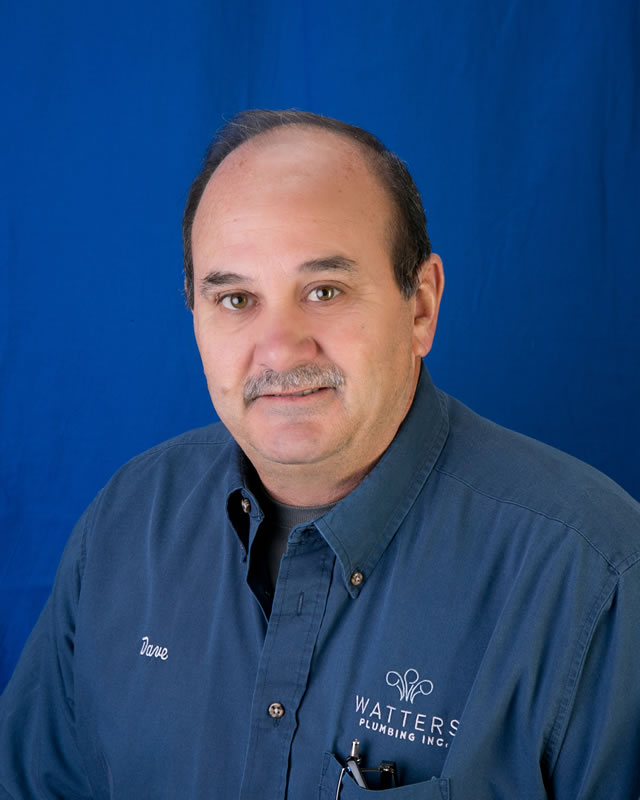 Dave Ebben - Residential Plumbing Manager